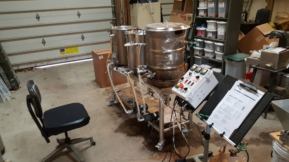 Homebrewing and astro-imaging and ham radio | Mostly